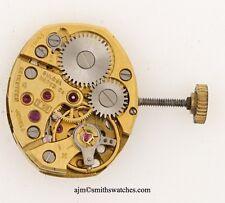 Bulova Señoras Reloj Movimiento Repuestos o reparaciones-Zero 074
