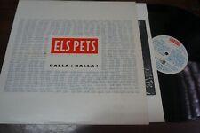 """ELS PETS - Calla I Balla!, LP 12"""" CATALONIA 1991 GATEFOLD"""