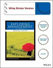 Exploring Management 4th Edition - Schermerhorn Jr. *This is an online ebook*