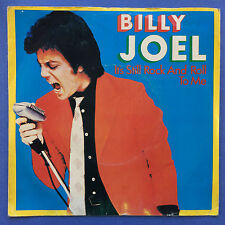 Billy Joel - It's Still Rock And Roll To Me / Through The Long Night - CBS 8753