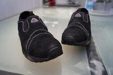 ECCO Receptor Damen Schuhe Sneaker Outdoor Wander Trekking Gr.39,5 schwarz Leder