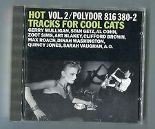 V.A. Jazz CD-Sampler © 1986 HOT TRACKS FOR COOL CATS Vol. 2 Polydor West Germany
