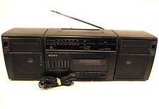 Sony Tapedecks & Tonbandspieler
