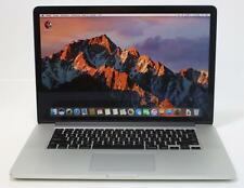 Macbook Pro 11,4 15,4 Retina Mid 2015 i7-4770HQ 4x2,2GHz 16GB Iris Pro US Qwerty