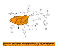 Lexus TOYOTA OEM 07-09 RX350-Headlight Assembly Right 8113048200