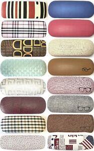 Fashion Stylish Pattern Covered Hard Glasses Case Spectacle Reading Storage Case