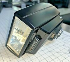 Olympus T32 Shoe Mount Flash, dedicated for OM-series SLRs, with case