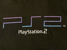 Xl * Nos vtg 2000 Playstation 2 promo launch t shirt Ps2 video game promotional