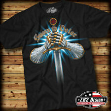 SWORN TO VALOR T-Shirt- 7.62 Design SIZE MD 100% Pre-shrunk cotton