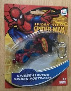 Marvel Spider-Man Spider Sense Key Ring Action figure