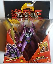 Yu Gi Oh Action Figure - Sword Stalker New and sealed - Mattel 2002