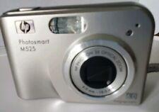 HP Photosmart M525 Digital Camera 6mp 3x Optical Zoom 1G memory card and Bag