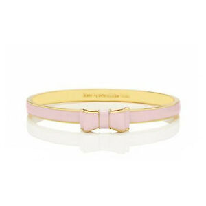 Kate Spade New York Moon River Bangle Pink & NECKLACE SET
