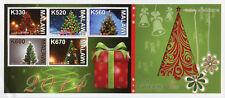 Malawi 2014 MNH Christmas Tree Trees 5v M/S Seasonal Stamps