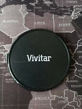VIVITAR 72mm FRONT LENS CAP SNAP ON