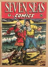Seven Seas Comics #2 FN-
