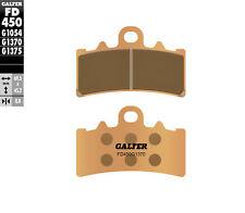 GALFER PASTIGLIE FRENO ANTERIORE KTM 390 DUKE ABS 2014 > 2016 FD450