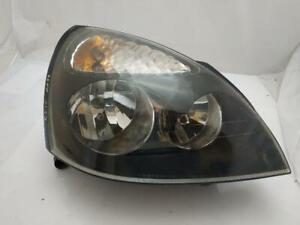 RENAULT CLIO II Furgon SB0/1/2 Front Right Headlight 085511138R 2001