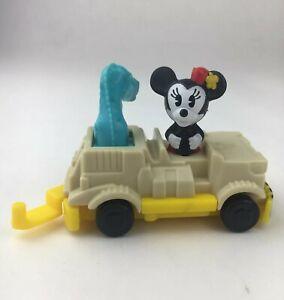 McDonald's Walt Disney World Dinosaur Happy Meal Toys 2020