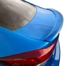 Fits: Hyundai Elantra 2017+ Custom Lip Mount Rear Spoiler Paint to Match