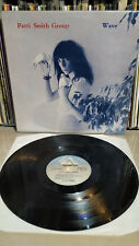 LP PATTI SMITH GROUP - WAVE - ITALY - 3C 064 62516 - 1ST