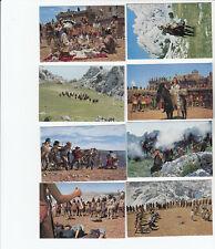 Eikon - Sammelbilder - Winnetou III 8 Bilder Druckfrisch