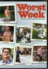 WORST WEEK-Complete Series- DVD-R1-BRAND NEW-Still Sealed