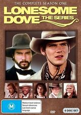 Lonesome Dove - The Series : Season 1 (DVD, 2014, 6-Disc Set)