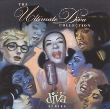 The Ultimate Diva Collection by Various Artists (CD)