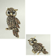 Brand New Avenue WHOO's Owl Fabulous Stretch Ring Free Shipping!!!!!!!!!!