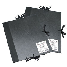 Daler Cachet Classic Portfolio - Black Card Folio - A1