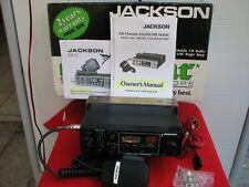 Cibi Président JACKSON  complète avec sa boite et accessoires ( FM-AM-USB-LSB )