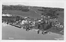 AK Seeham Fligeraufnahme Luftbild Echt Foto Postkarte gel. 1938