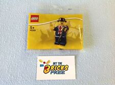 Lego Brand Store 40308 Lester Polybag New/Sealed/Hard to Find