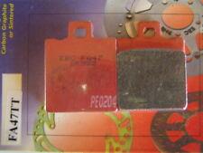 EBC CARBON Disc pads FA47TT CAGIVA, DUCATI, HUSQVARANA, KTM