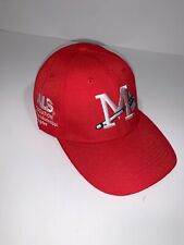 Mississippi Braves Promotional Adventures ALS Awareness Adjustable Hat/Cap