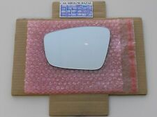 LD371 NEW Mirror Glass for 2011-17 VW Jetta Beetle Passat Driver Side View Left