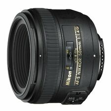 Nikon AF-S Nikkor 50mm f/1.4 G Lens 50 f1.4 for D610 D7100 D810 D7200 D750 ~ NEW