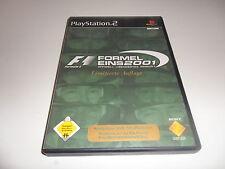 PlayStation 2  PS 2  F1 - Formel Eins 2001 (limitierte Auflage) (4)