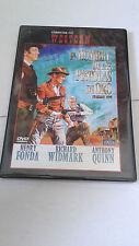 """DVD """"EL HOMBRE DE LAS PISTOLAS DE ORO"""" HENRY FONDA ANTHONY QUINN EDWARD DMYTRYCK"""