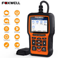 Foxwell NT510 Elite Reset Tool for BMW Diagnostic OBD2 Scanner Auto Code Reader
