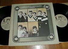 "JAN & DEAN Orig 1971 ""Anthology Album"" 2-LP w Surf City BOOKLET record club VG++"