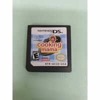 Cooking mama Nintendo DS game tested