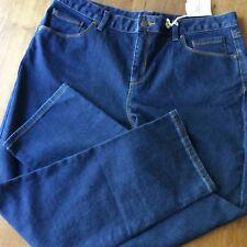 LL Bean Signature Women Jeans Size 14 NEW