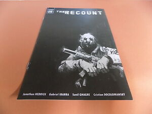 The Recount Ashcan - Scout comics - Lower grade (Refer to photos)