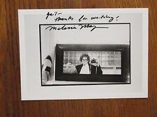 MELANIE   MAYRON  (thirtysomething)  Signed   7 x 5    Black  and   White  Photo
