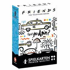 Number 1 Spielkarten Friends  F.R.I.E.N.D.S. Kartenspiel Karten Spiel Fanartikel