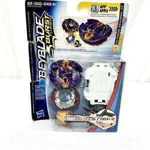 Beyblade Burst Turbo Switch Strike Bey SST Tt Asteroid Zeutron Z3