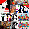 5D DIY Diamond Painting Eating Women Cross Stitch Embroidery Mosaic Home Decor