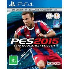Pro Evolution Soccer 2015 Playstation 4 PS4